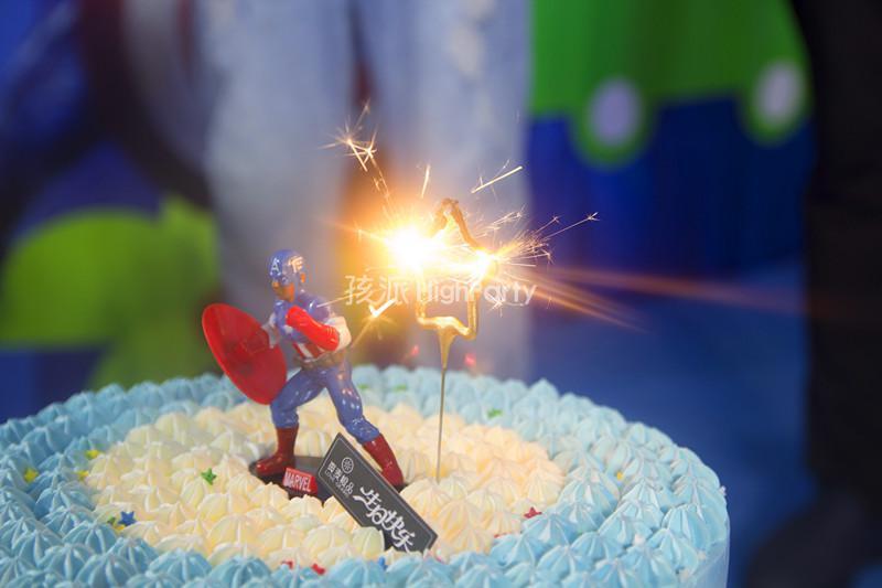 钢铁侠主题--十岁生日宴策划