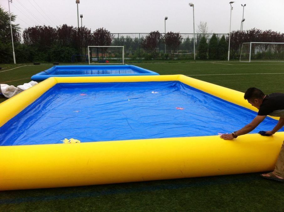 儿童充气游泳池图片