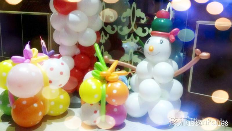 乌鲁木齐欢乐圣诞亲子PARTY